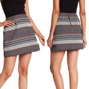 Ted Baker London Raych Mini Skirt Sz 1/US 4 NWT